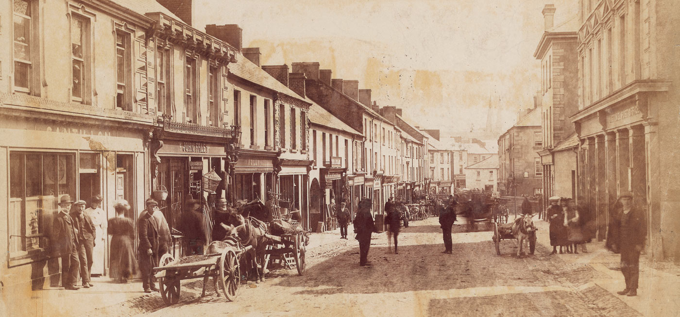 William Street Lower Listowel